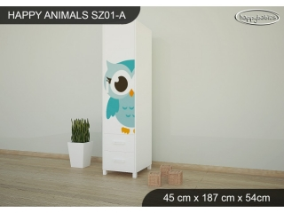 Skříň Animals SZ01 - AM01