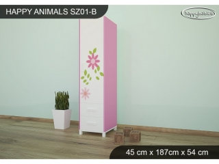 Skříň Animals SZ01 - AM04