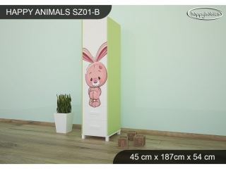 Skříň Animals SZ01 - AM05
