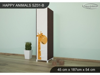 Skříň Animals SZ01 - AM06