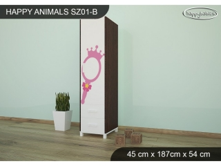 Skříň Animals SZ01 - AM08
