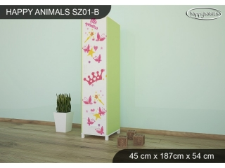Skříň Animals SZ01 - AM09
