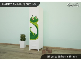 Skříň Animals SZ01 - AM10