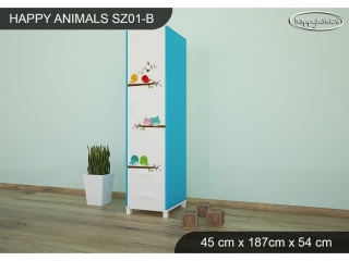Skříň Animals SZ01 - AM13