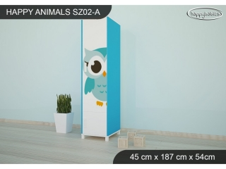 Skříň Animals SZ02 - AM01