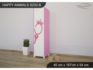 Skříň Animals SZ02 - AM08