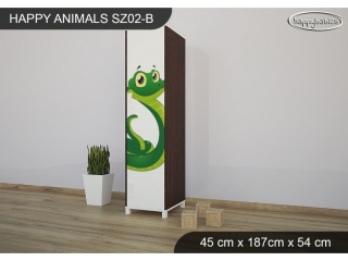 Skříň Animals SZ02 - AM10