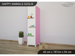 Skříň Animals SZ02 - AM13