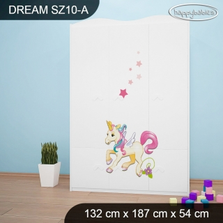 Skříň Dream SZ10 - pony