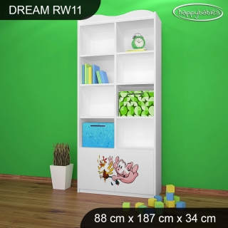 Regál Dream RW11 - farma