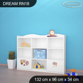 Regál Dream RN18 -  farma